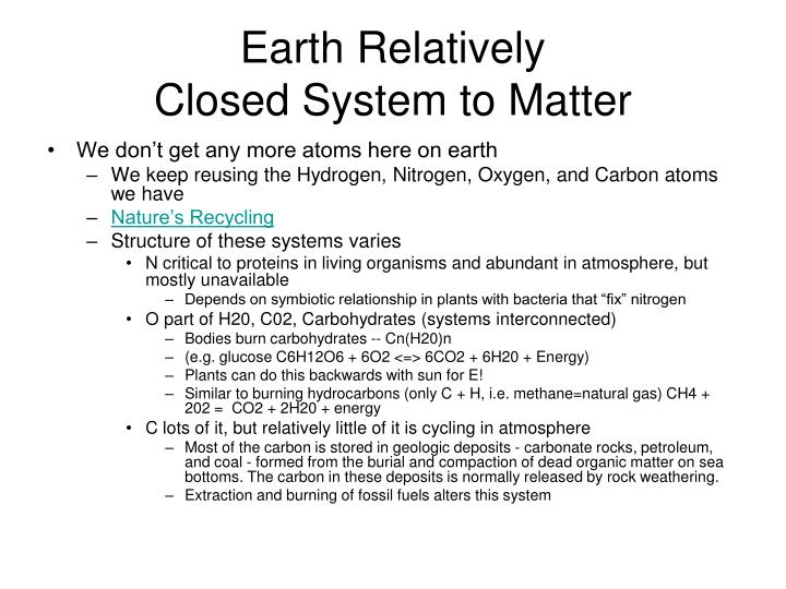 Earth Relatively
