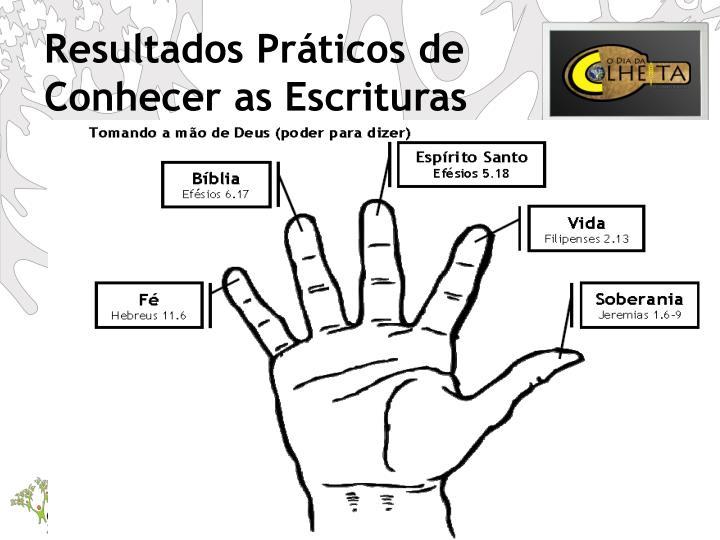 Resultados Práticos de Conhecer as Escrituras
