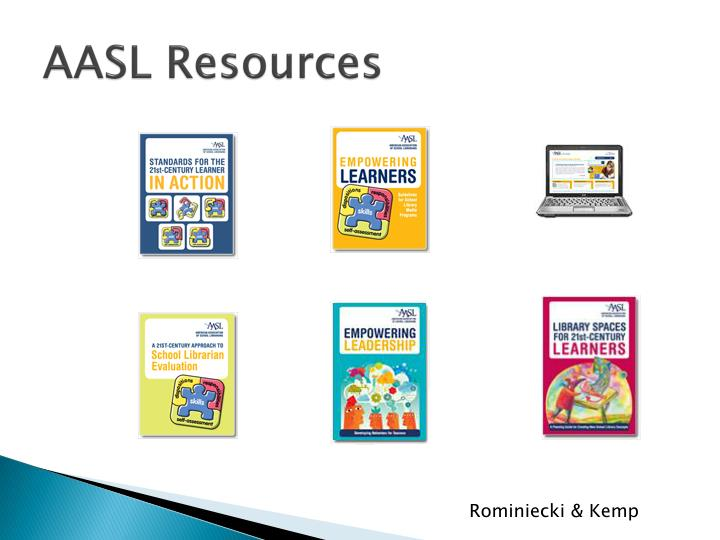 AASL Resources