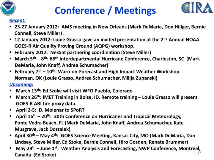Conference /