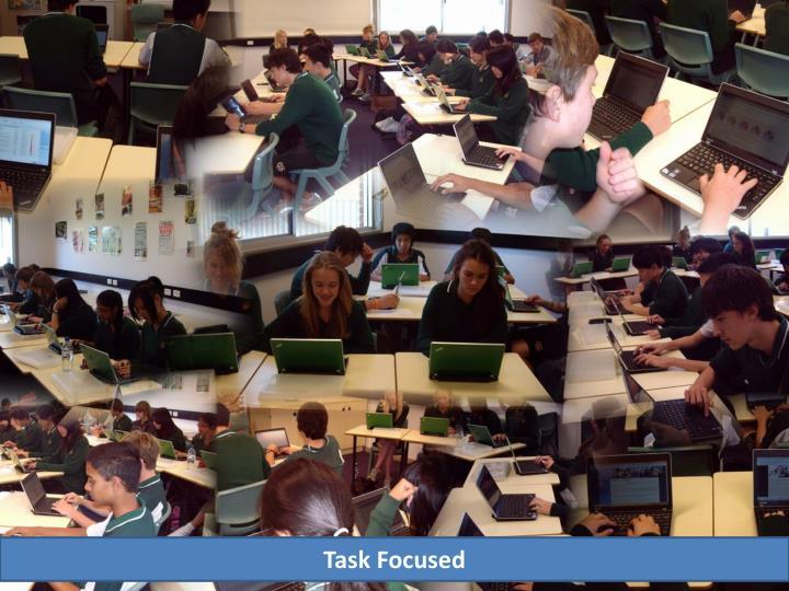 Task Focused