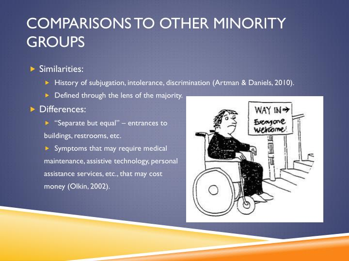 how are minority groups represented in Ethnic minority groups (emgs) are often subject to exclusion, marginalisation and   african americans tend to be greatly overrepresented in jails and prisons.