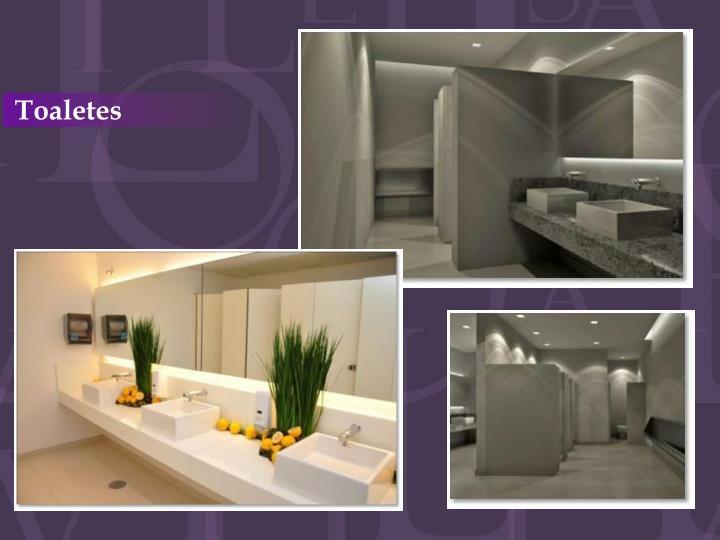 Toaletes