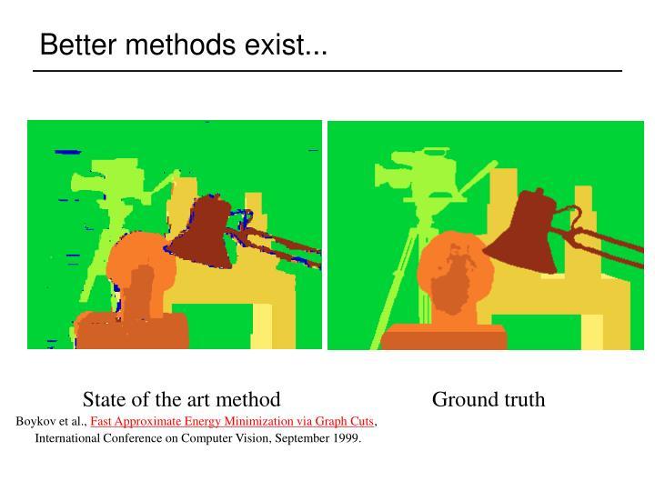 Better methods exist...