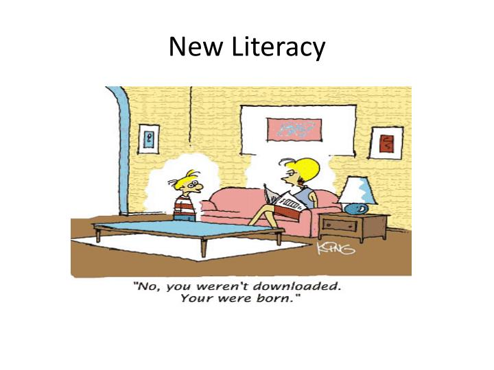 New Literacy