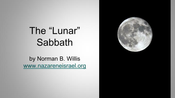"The ""Lunar"""