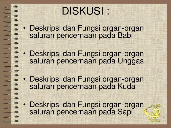 DISKUSI :
