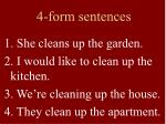 4 form sentences2