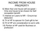income from house prioperty2