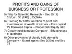 profits and gains of buisness or profession2