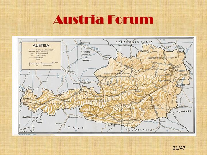Austria Forum