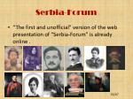 serbia forum1