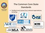 the common core state standards2