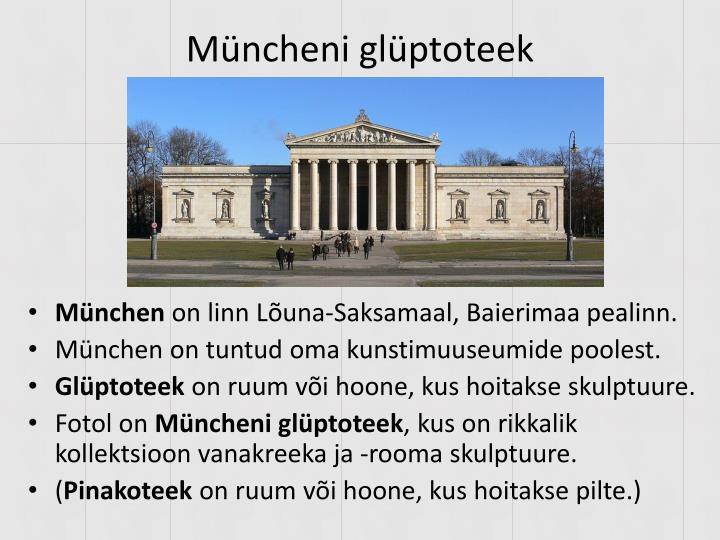 Müncheni