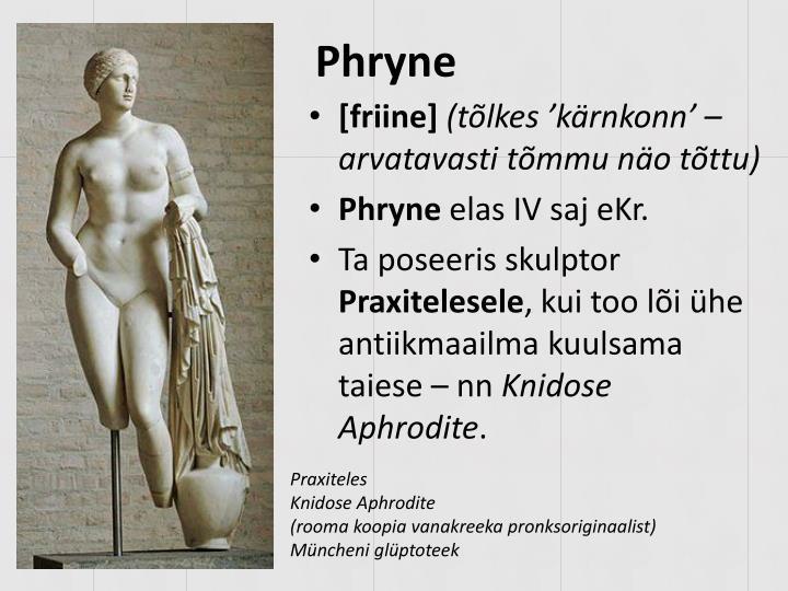 Phryne
