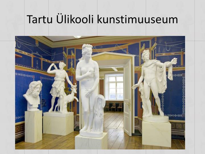Tartu Ülikooli kunstimuuseum