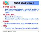 me1 1 electronics ii