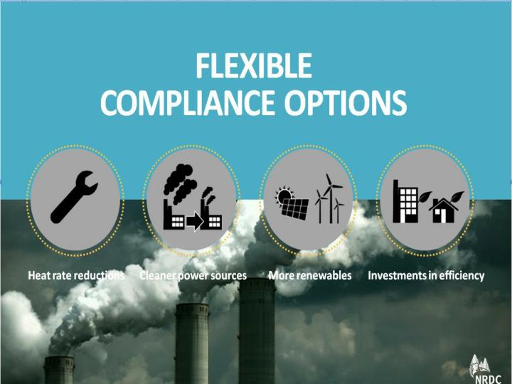 Flexible Compliance Options