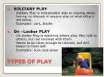 types of play1