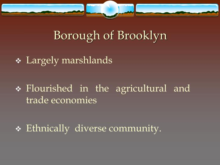 Borough of Brooklyn