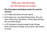 why you should study for 30 minutes at a time19