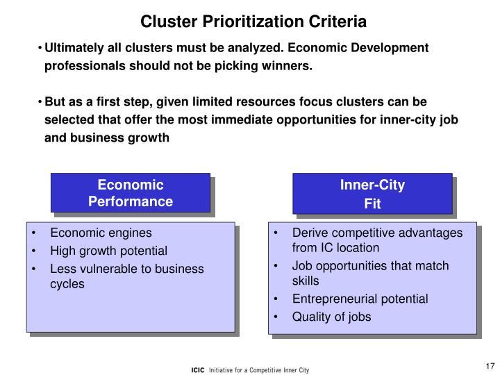 Economic engines