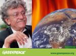 vonnegut and global warming