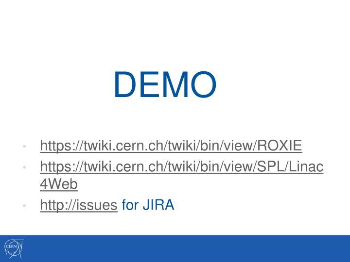 https://twiki.cern.ch/twiki/bin/view/ROXIE