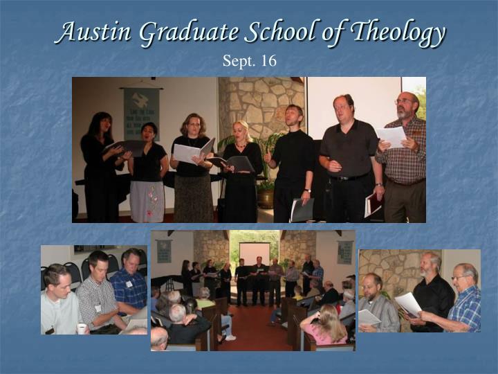 Austin Graduate School of Theology