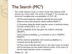 the search mc 3