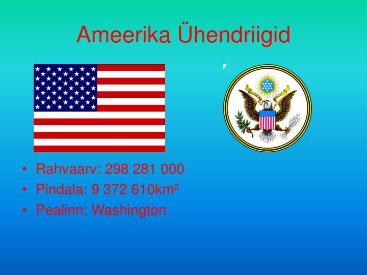 Ameerika Ühendriigid