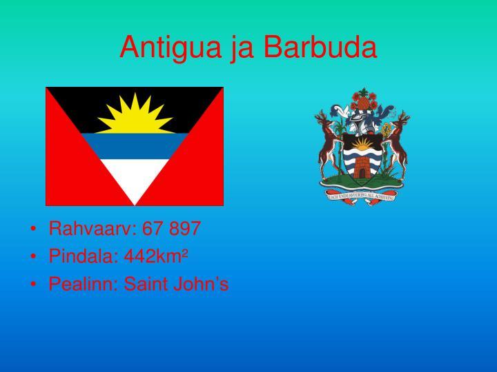 Antigua ja Barbuda