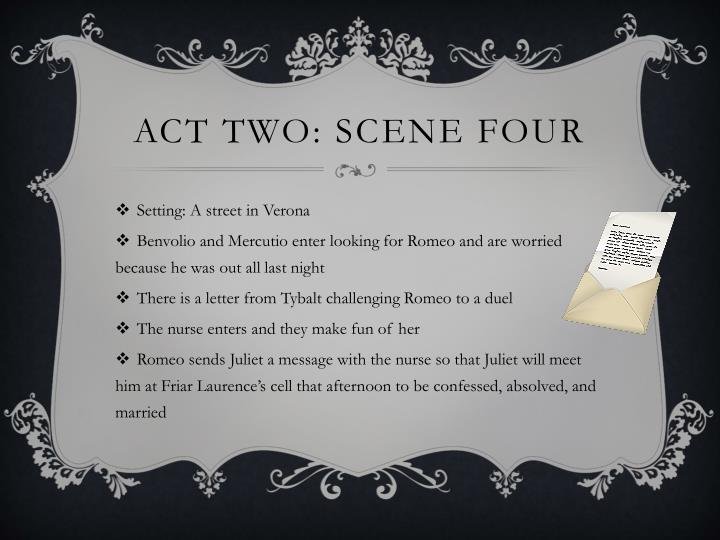 Act Two: Scene Four