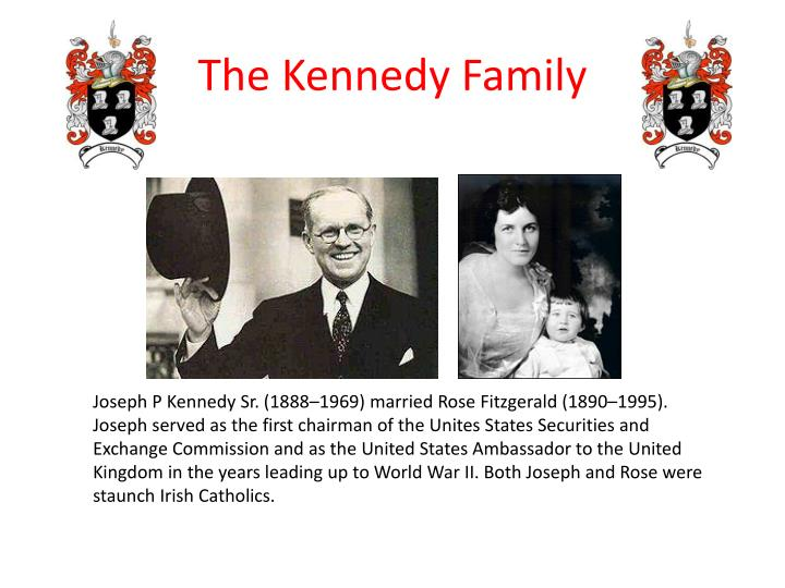 The kennedy family2