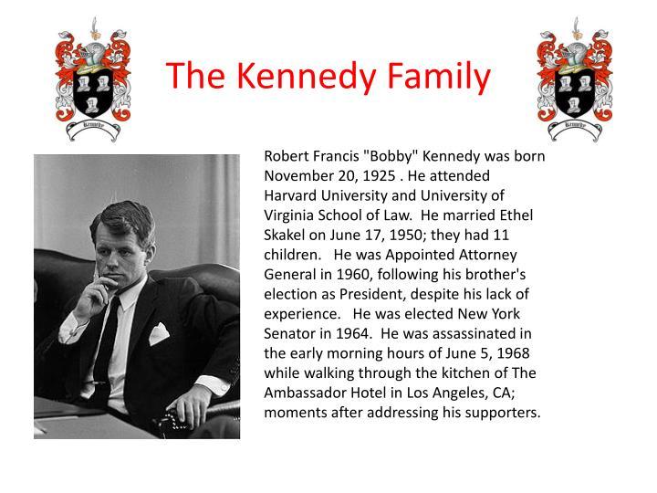 "Robert Francis ""Bobby"""