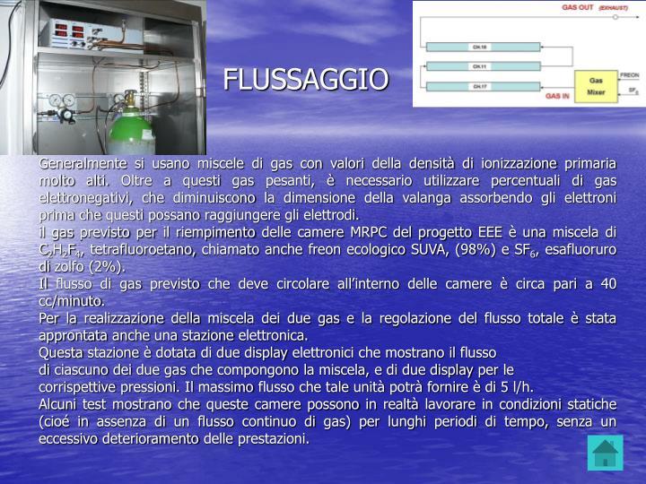 FLUSSAGGIO