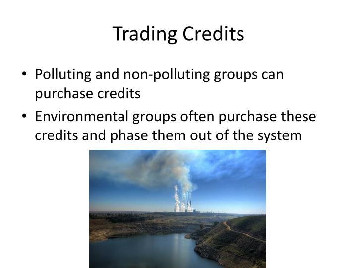 Trading Credits