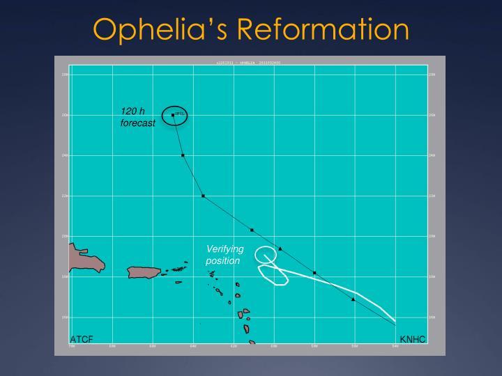 Ophelia's Reformation