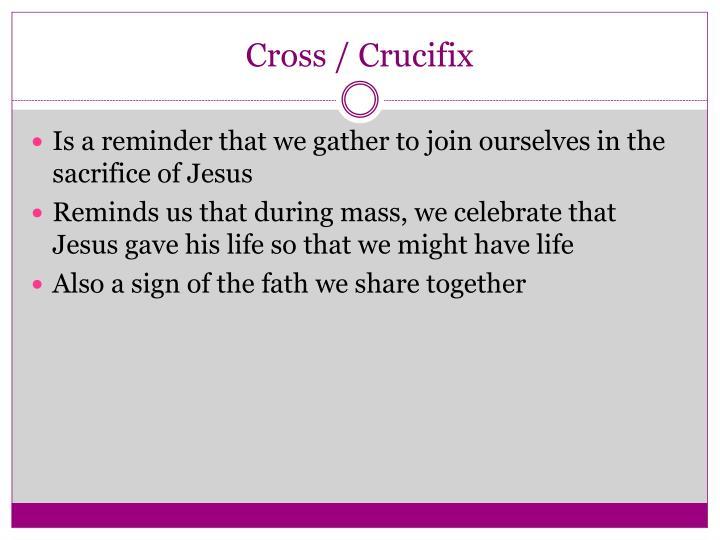 Cross / Crucifix