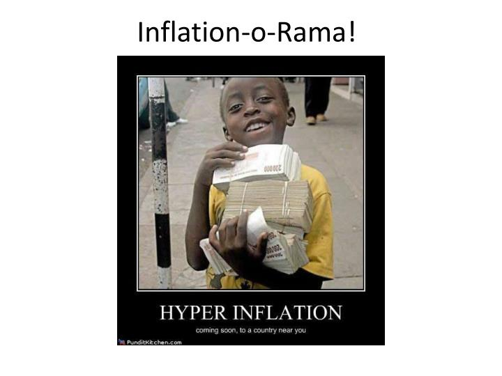 Inflation-o-Rama!
