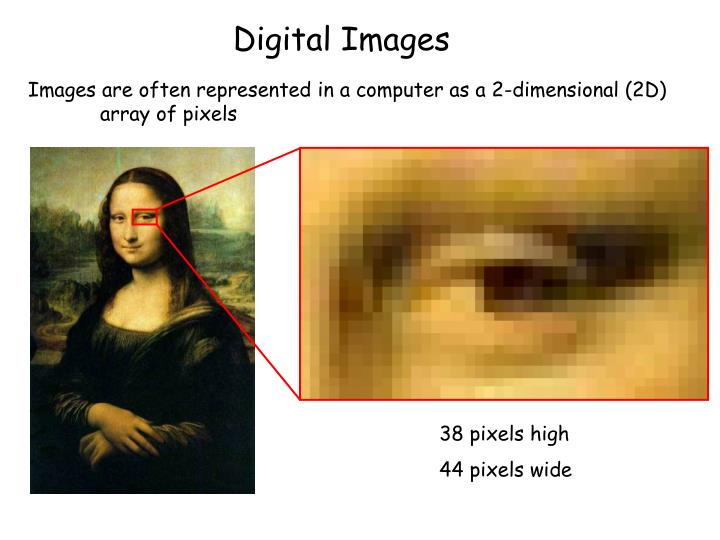 38 pixels high