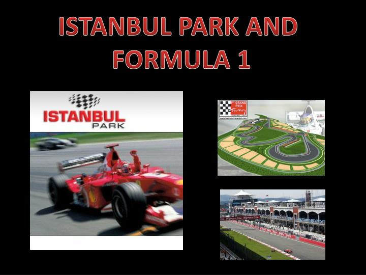 ISTANBUL PARK AND