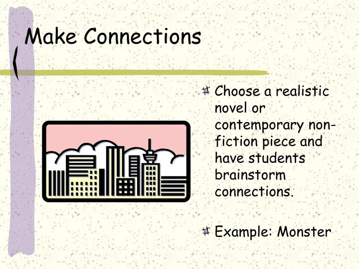 Make Connections