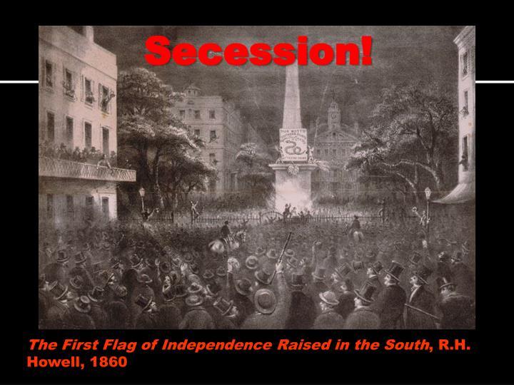 Secession!
