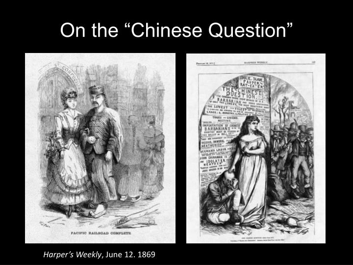 "On the ""Chinese Question"""