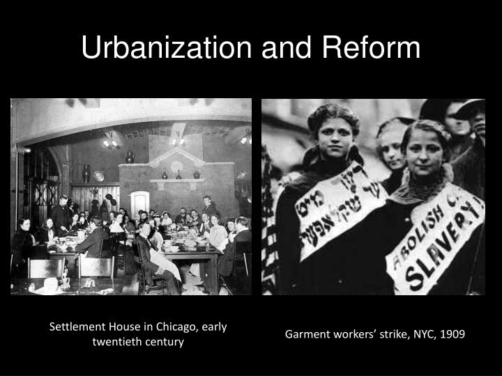 Urbanization and Reform