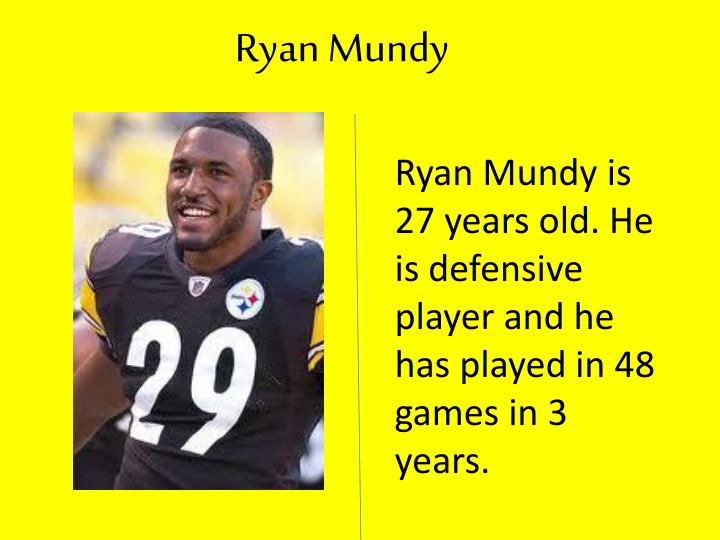 Ryan Mundy