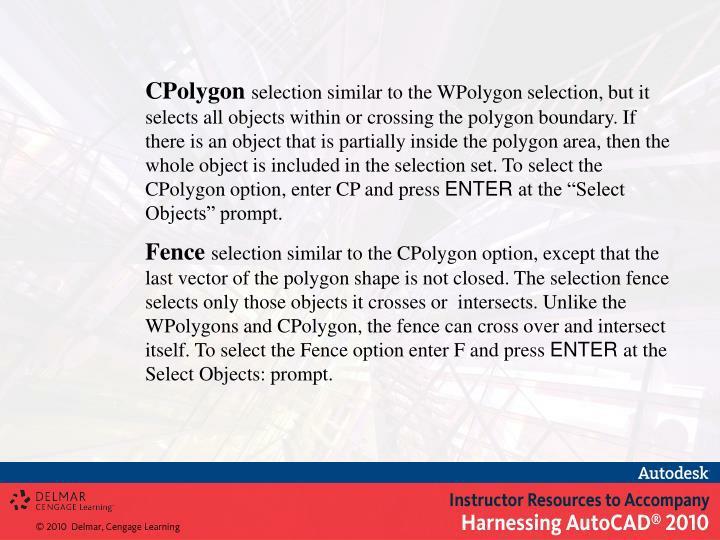 CPolygon