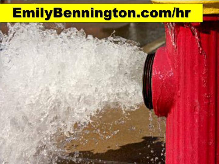 EmilyBennington.com/