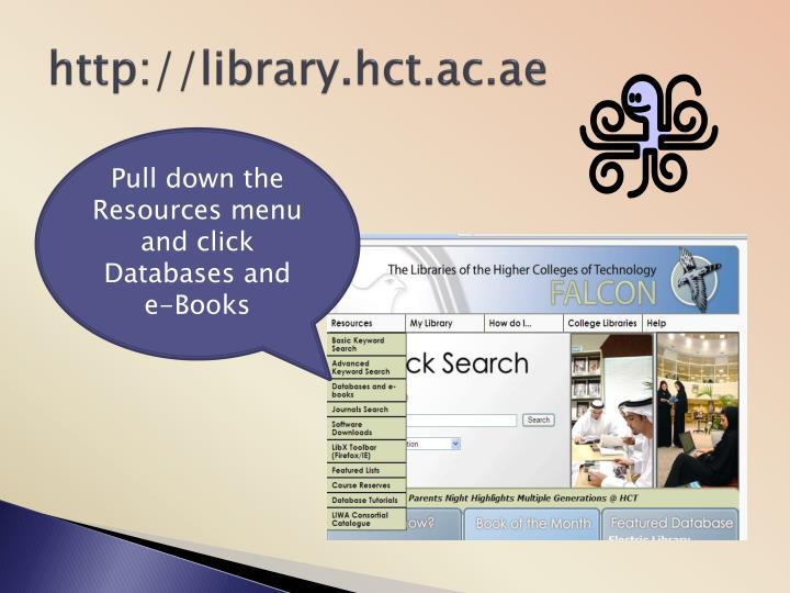 http://library.hct.ac.ae